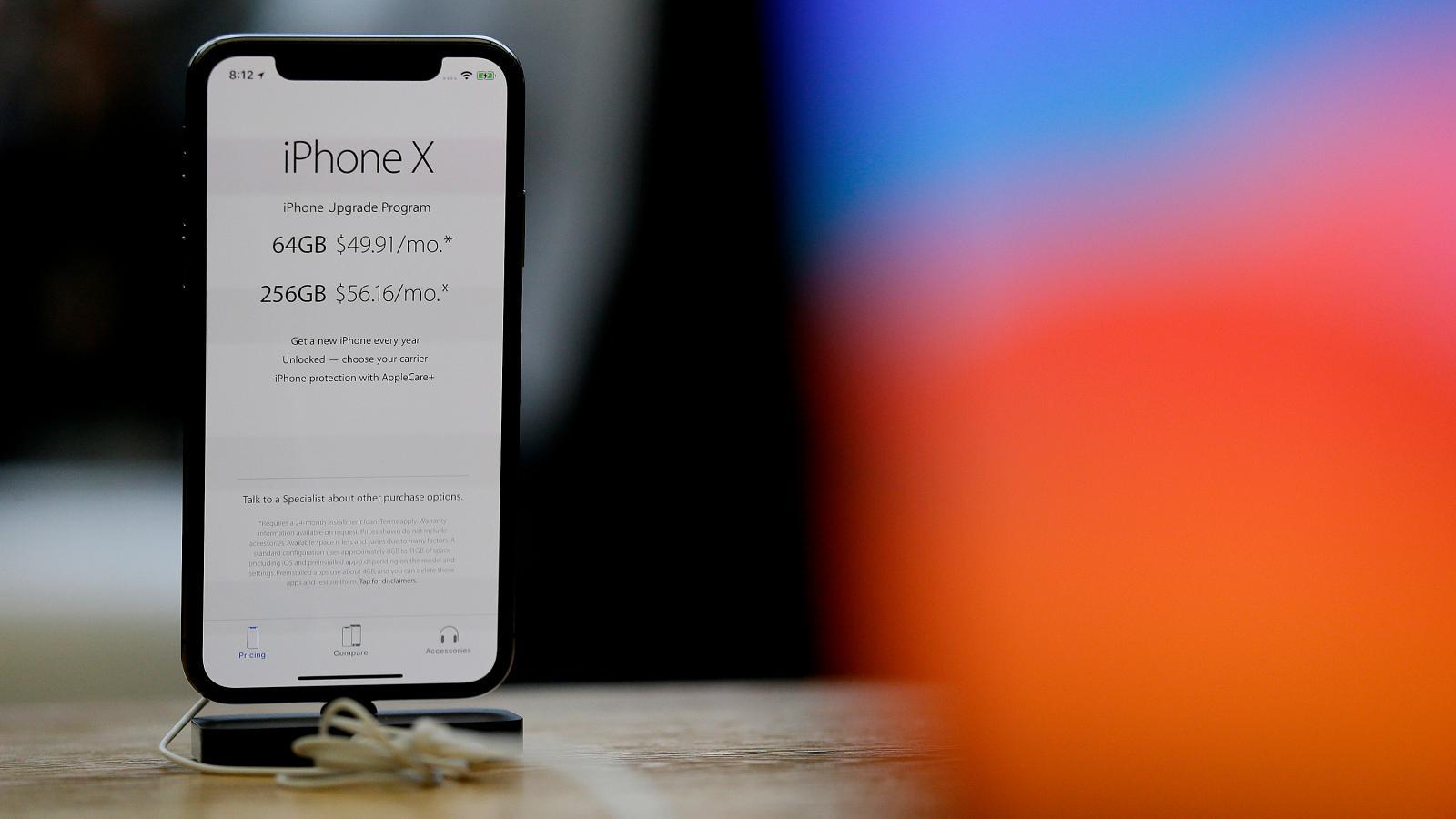 iPhone X 256GB Lock (99%)