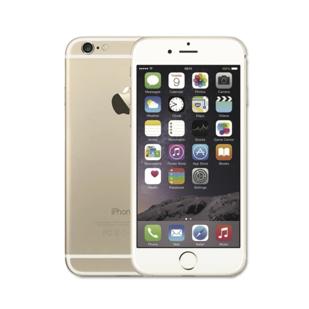 iPhone 6 Gold - trangthienlong.com.vn