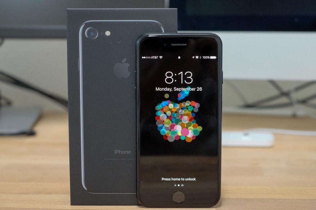 Iphone 7 32 GB Lock (99%)