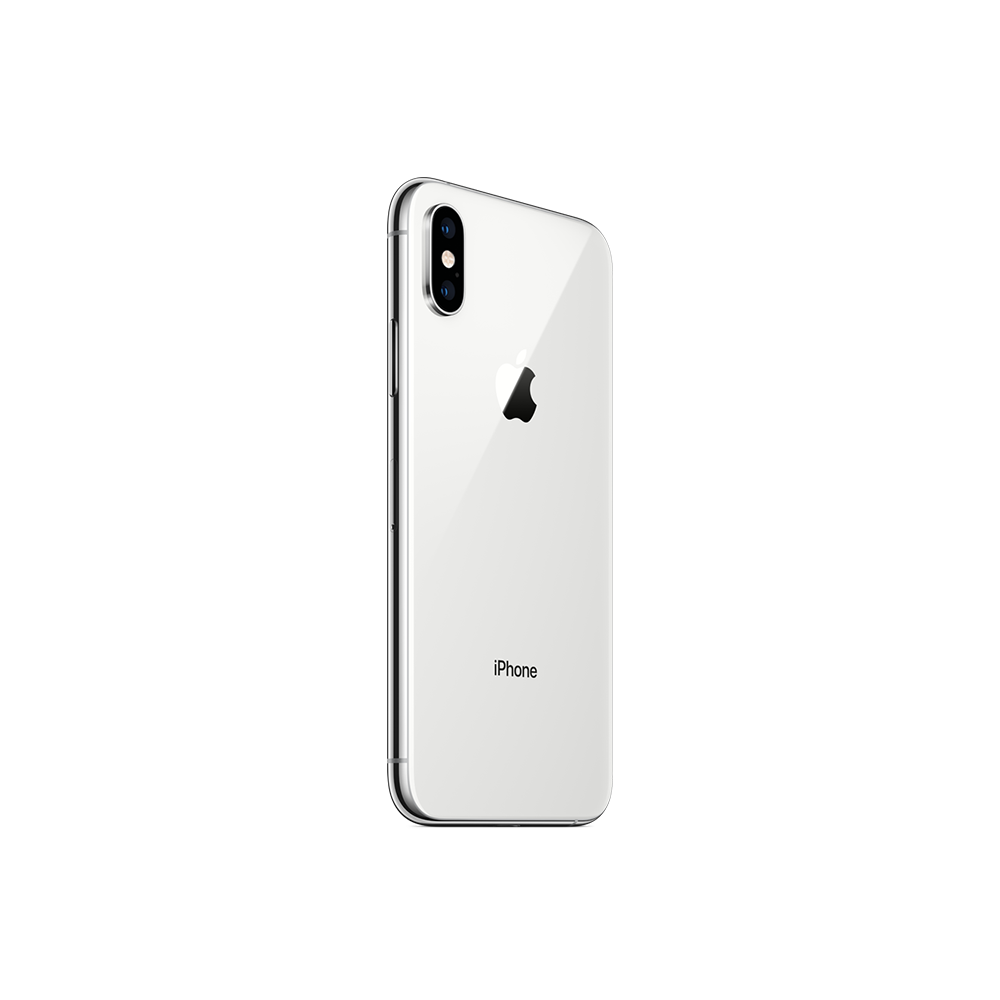 iPhone X Silver - trangthienlong.com.vn