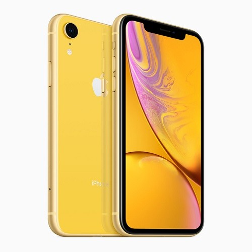 iPhone XR Yellow - trangthienlong.com.vn