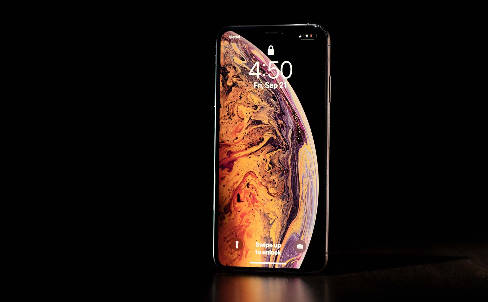 iPhone XS Max 512GB Lock 99%